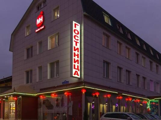 Мастер отель «Новокосино»
