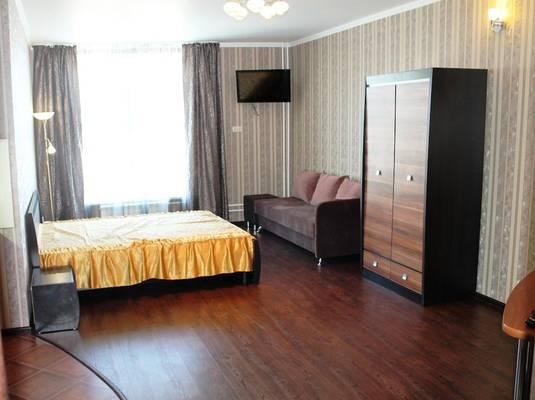 Комплекс «Апартаменты на Ситникова»