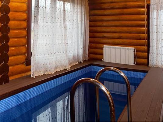Коттеджный отель «Степаново»
