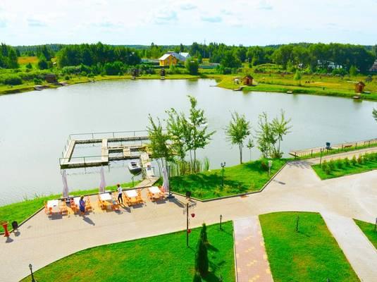 База отдыха «Озеро Понти»