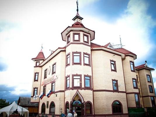 Гостиничный комплекс «Петровский Дворик»