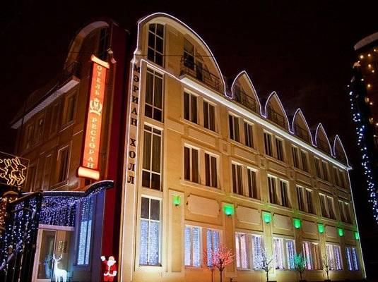 Отель «Мэриан-Холл»