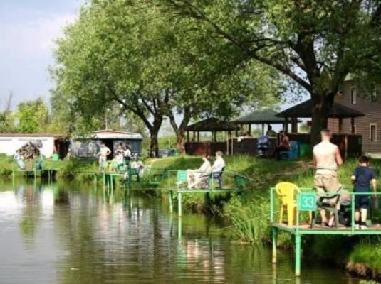 База отдыха «Русская рыбалка»