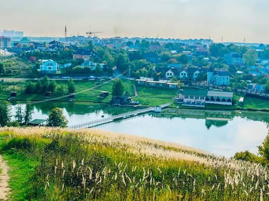 """Гостиничный комплекс «Усадьба """"Ромашково""""»"""