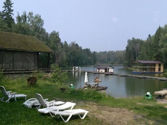 Этно-парк «Усадьба Рыбацкое»