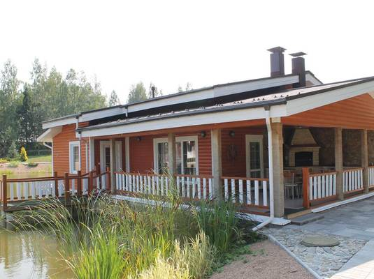 Эко-отель «Коновалово»