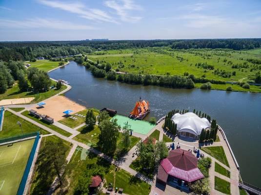 Курортный отель MOSCOW COUNTRY CLUB