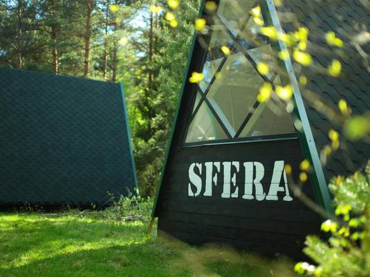Эко-кемпинг SFERA