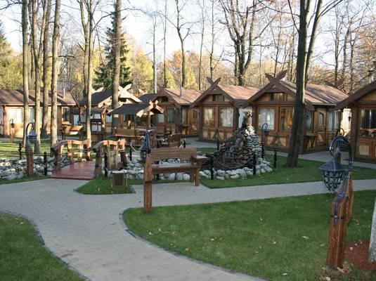 Отель-бутик «Загородный Очаг»