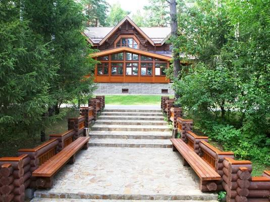 База отдыха «Мишкина Гора»