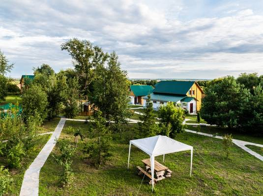 База отдыха «Русилово»