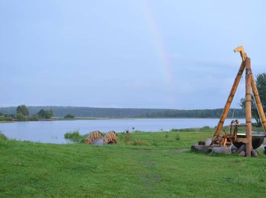 Спортивно-рыболовная база «Здешево»