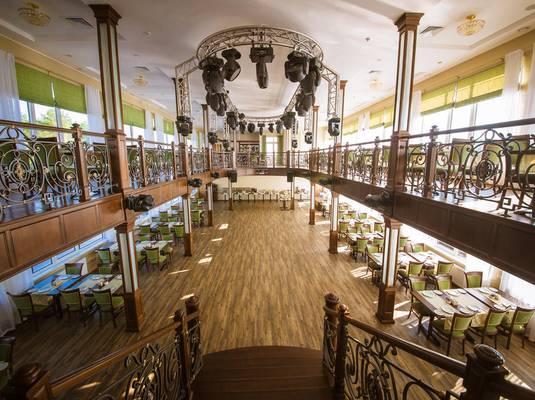 Пак-отель «Бухта Коприно»