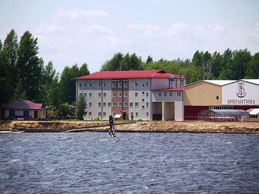 Гостиничный комплекс «Бригантина»