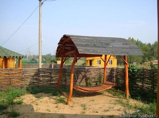 Рыбацкое подворье «Владимировка»