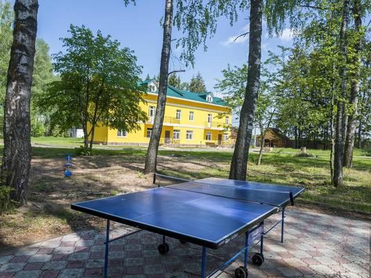 Загородный комплекс «Рябеевская поляна»