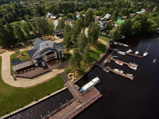 Гостиница «порт Весьегонск»