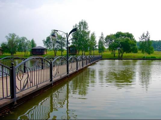 Загородный клуб «Фишерикс»