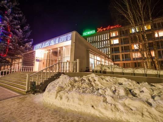 Гостиница «Дубна» корпус 1