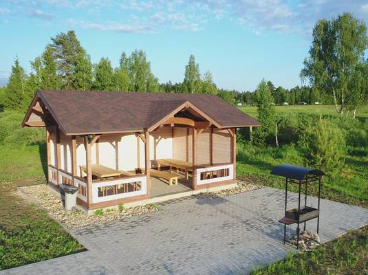 База отдыха «Новинки парк»