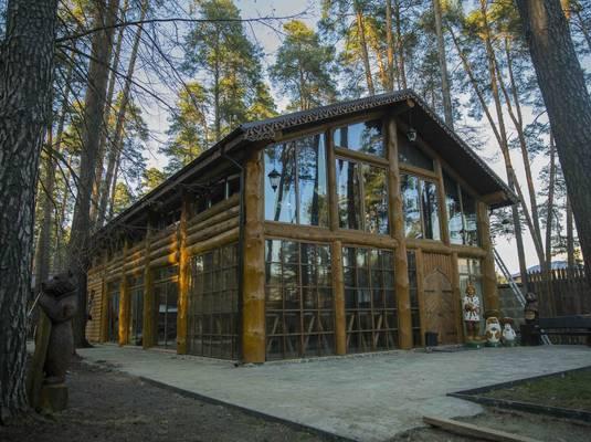 Туристическая база «Сосновый Бор»
