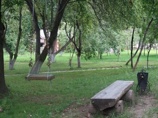 Загородный комплекс отдыха «Русская усадьба»
