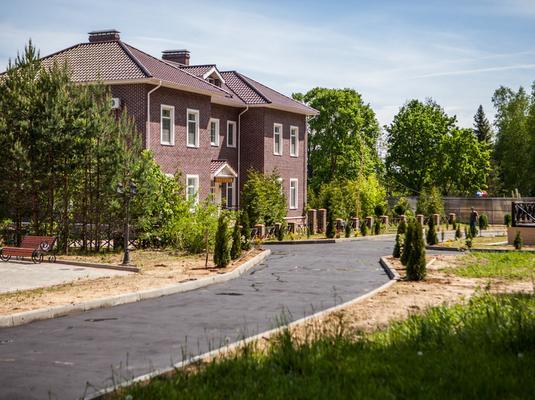 Загородный бутик-отель «Грасс Парк»