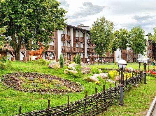 Парк-отель «Яхонты Таруса»