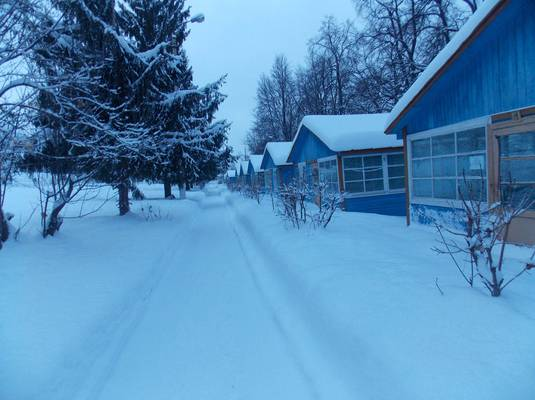 База отдыха «Хорошевка-Туламаш»