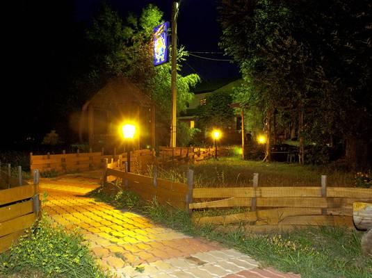 База отдыха «Майор Пронин»