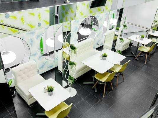 Отель Аэроклуб «Алпина-Авиа»