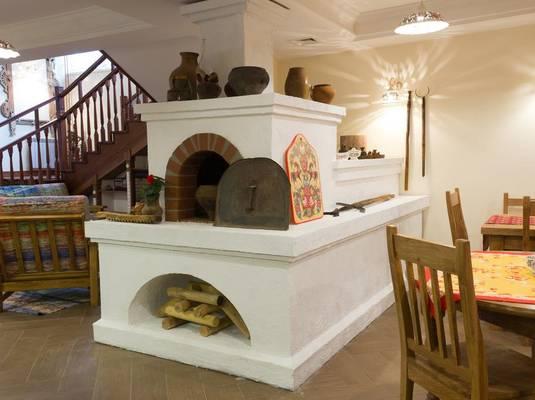Гостевой дом «Гостевая изба на Истре»