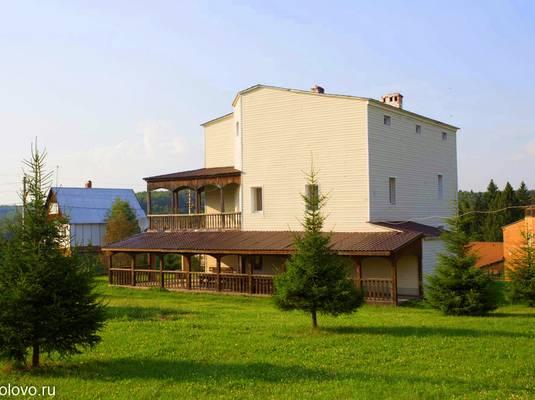 Коттеджный комплекс «Шиболово горки»