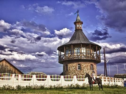Агрокультурный туристический комплекс «Богдарня»