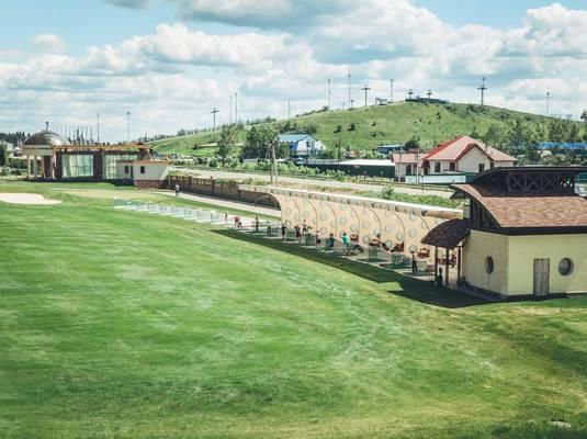 Гольф-отель «Сорочаны»