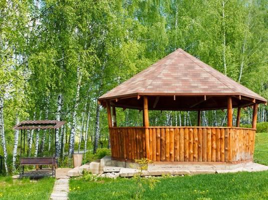 Парк-отель «Золотой осётр»