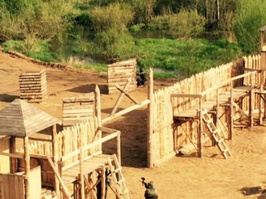 Усадьба «Крепость в Гудино»