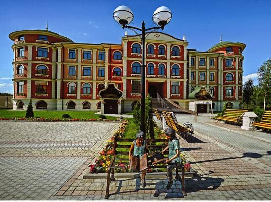 Загородный гостиничный комплекс «Ольгино»
