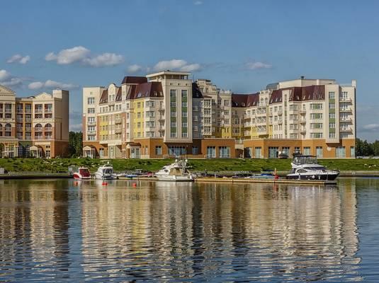Отель Radisson Residences, Zavidovo