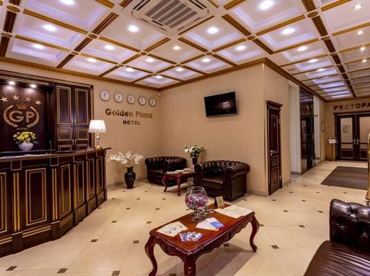 Бутик-отель Golden Plaza