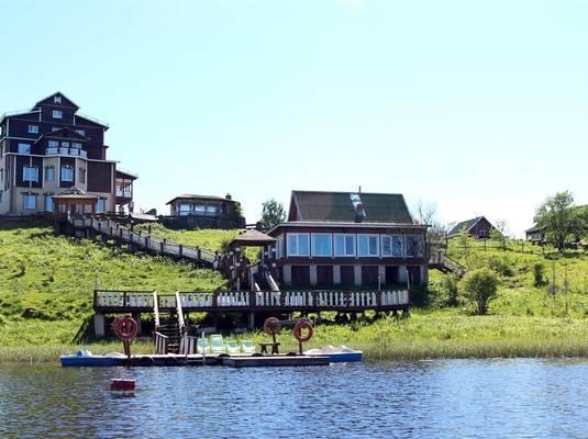 База отдыха «Рай на Щеберихе»