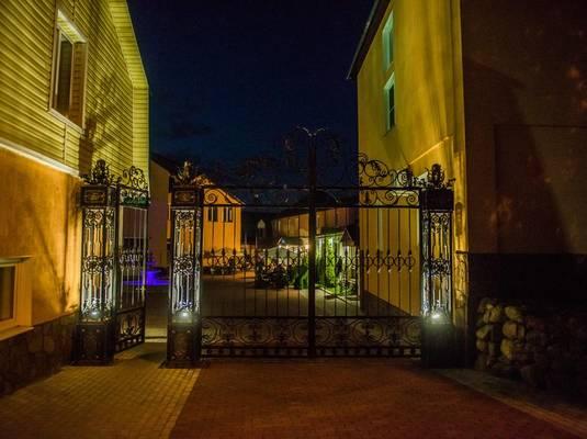 Отель Golden Park